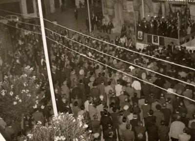 42° anniversario dell'assassinio di Giuseppe Di Vagno. Cerimonia commemorativa a Conversano