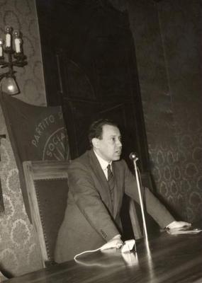 46° anniversario dell'assassinio di Giuseppe Di Vagno. Cerimonia commemorativa presso la sala comunale di Conversano